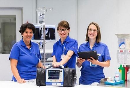 «Medizin statt Bürokratie!: dank sublimd mehr Zeit für Patienten